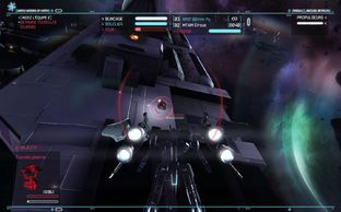 Test Strike Suit Zero PC - Screenshot 34
