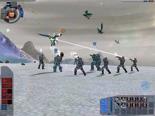 Test Starship Troopers 1998 PC - Screenshot 1