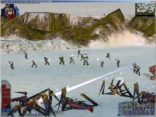 Test Starship Troopers 1998 PC - Screenshot 2