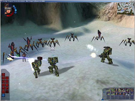 Starship Troopers : Terran Ascendancy