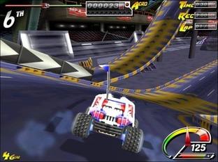 Test Stunt GP PC - Screenshot 5