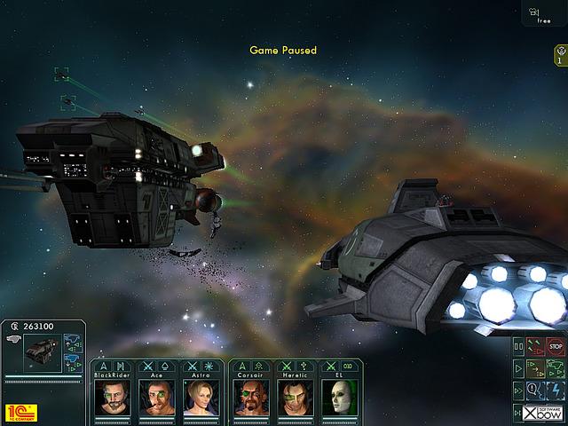 Star Wolves : Corsaires de l'Espace