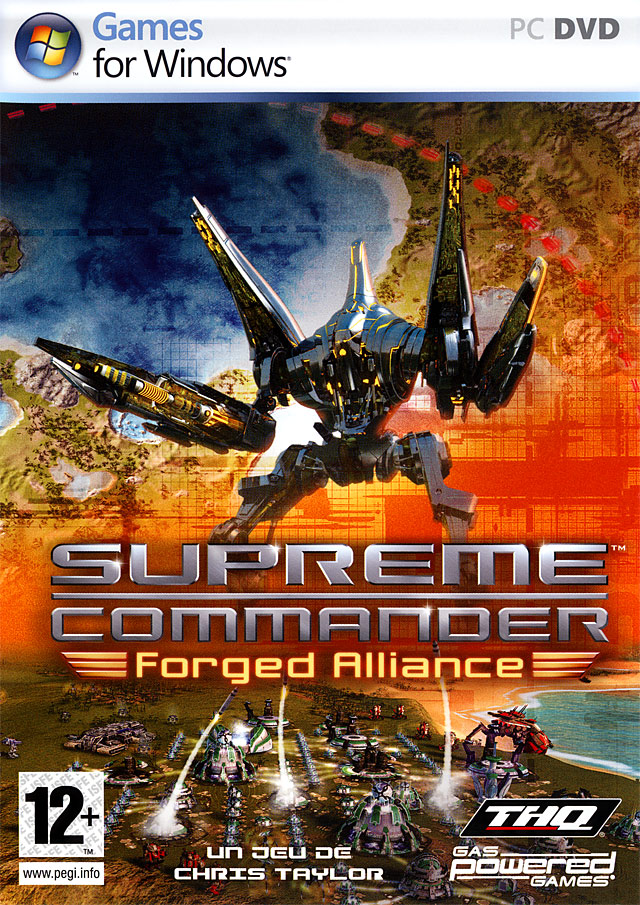 Supreme Commander : Forged Alliance Fr by Team OuF preview 0