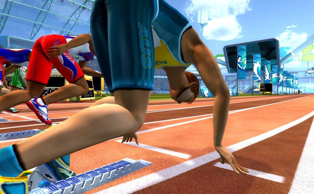 Summer Athletics olimpiyat atletizim