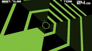 Super Hexagon d