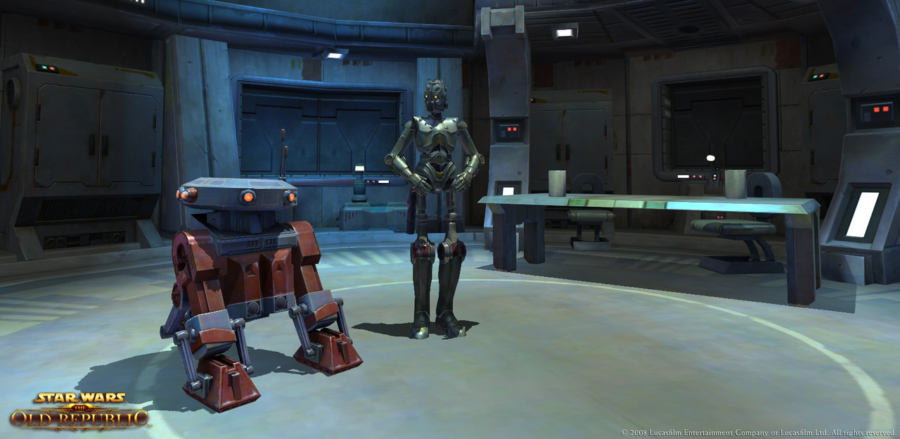 Images Star Wars : The Old Republic PC - 25