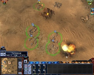 Test Star Wars : Empire At War PC - Screenshot 172