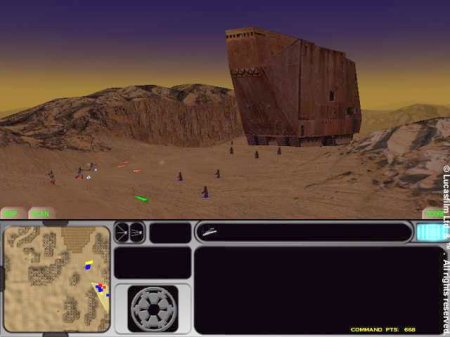 Images Star Wars : Force Commander PC - 8