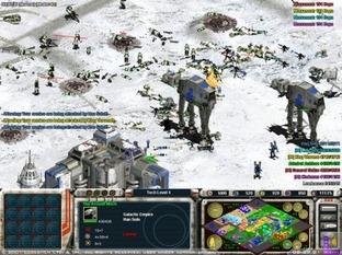 Star Wars : Galactic Battlegrounds PC
