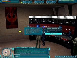 Test Star Wars Galaxies : Jump To Lightspeed PC - Screenshot 32