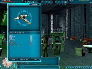 Test Star Wars Galaxies : Jump To Lightspeed PC - Screenshot 33