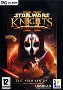 Star Wars : Knights of the Old Republic II : The Sith Lords