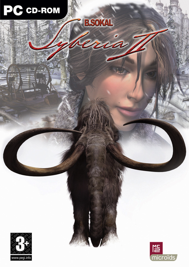 Syberia II - PC - [FRENCH]  TB|QS
