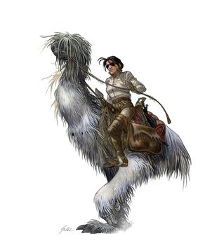 Des artworks pour Syberia 3