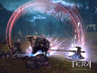 Tera accueille un nouveau serveur JcJ