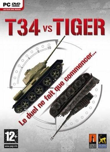 t34 vs tiger sur pc. Black Bedroom Furniture Sets. Home Design Ideas