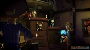 Tales Of Monkey Island The Trial And Execution Of Guybrush