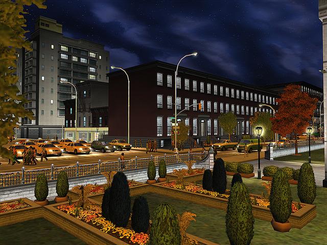 Скриншоты из игры Tycoon City: New York.