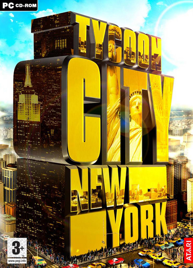 [FS] Tycoon City : New York [PC]