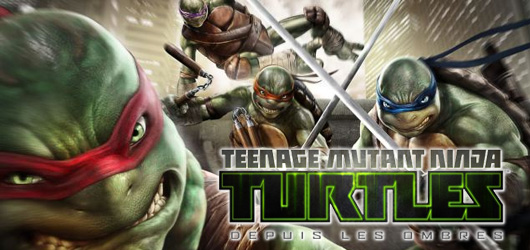 [Multi] Teenage Mutant Ninja Turtles Out of the Shadows-FLT [Pc]
