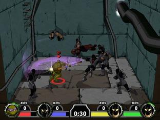 Teenage Mutant Ninja Turtles : Mutant Melee [FR] [Multi]