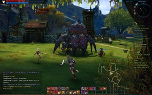 Test TERA PC - Screenshot 206