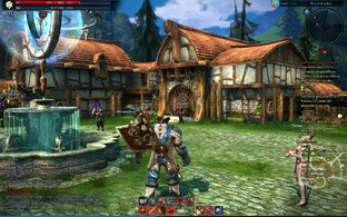 TERA en free-to-play : La