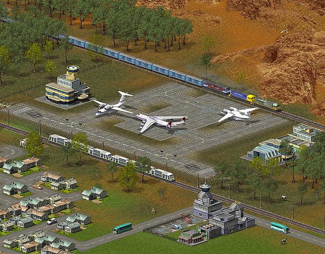 Transport Giant : Down Under