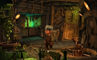 The Book of Unwritten Tales PC