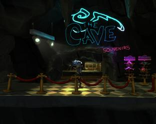 Test The Cave PC - Screenshot 38