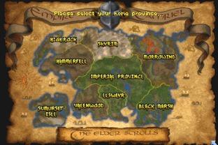 Fiche complète The Elder Scrolls II : Daggerfall - PC