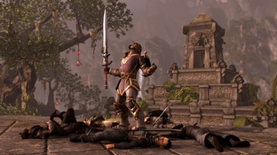 Aperçu The Elder Scrolls Online - E3 2012 PC - Screenshot 21