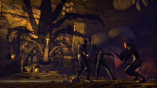 Aperçu The Elder Scrolls Online - E3 2012 PC - Screenshot 56