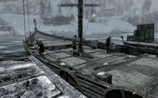 Test The Elder Scrolls V : Skyrim - Dragonborn PC - Screenshot 16