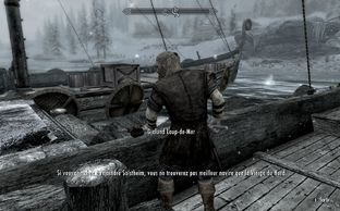 Test The Elder Scrolls V : Skyrim - Dragonborn PC - Screenshot 17