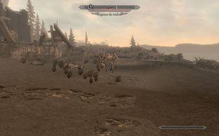 Test The Elder Scrolls V : Skyrim - Dragonborn PC - Screenshot 25