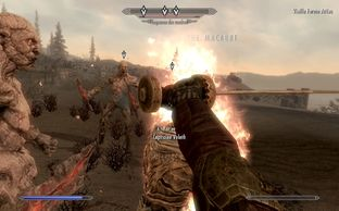 Test The Elder Scrolls V : Skyrim - Dragonborn PC - Screenshot 26