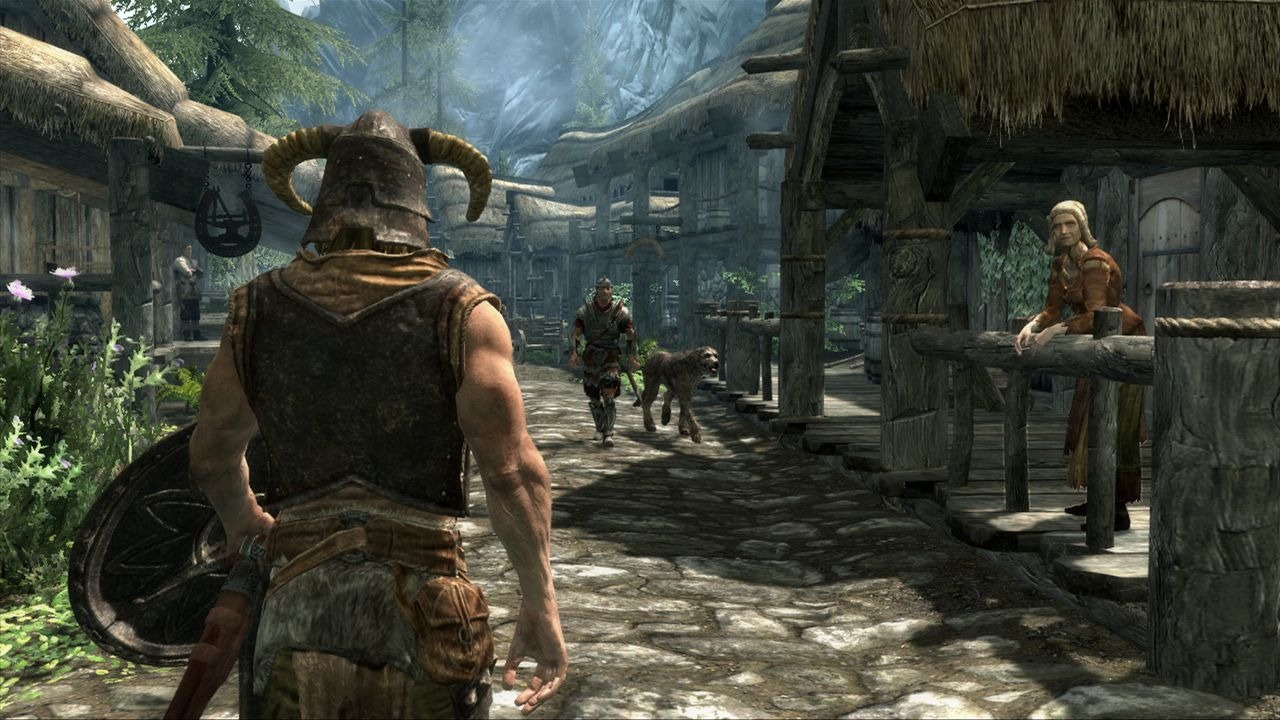 The Elder Scrolls V Skyrim Update 6 v1.4.27 Beta Cracked ALI213