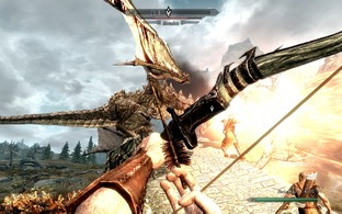 Test The Elder Scrolls V : Skyrim PC - Screenshot 136