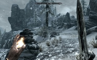 Test The Elder Scrolls V : Skyrim PC - Screenshot 138
