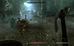 Test The Elder Scrolls V : Skyrim PC - Screenshot 155