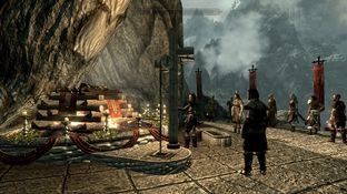 The Elder Scrolls V : Skyrim PC - Screenshot 540