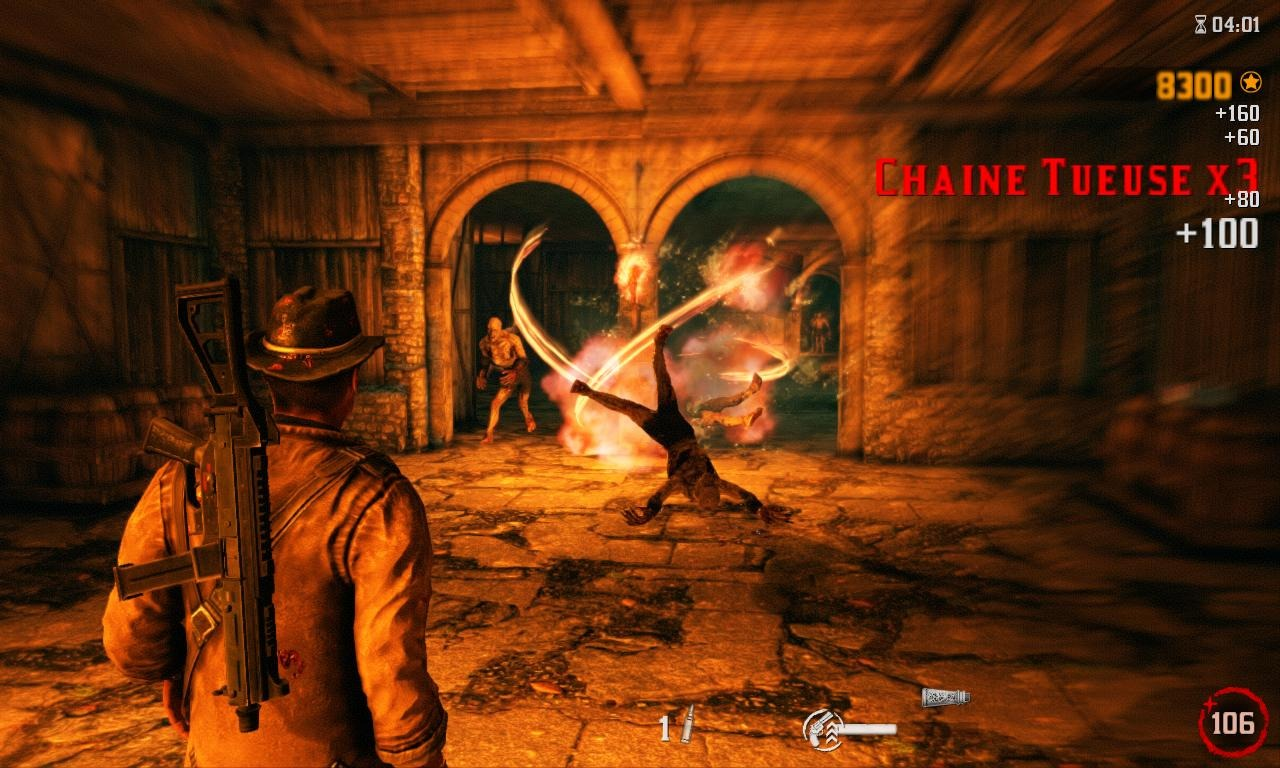 jeuxvideo.com The Haunted : Hell's Reach - PC Image 43 sur 167