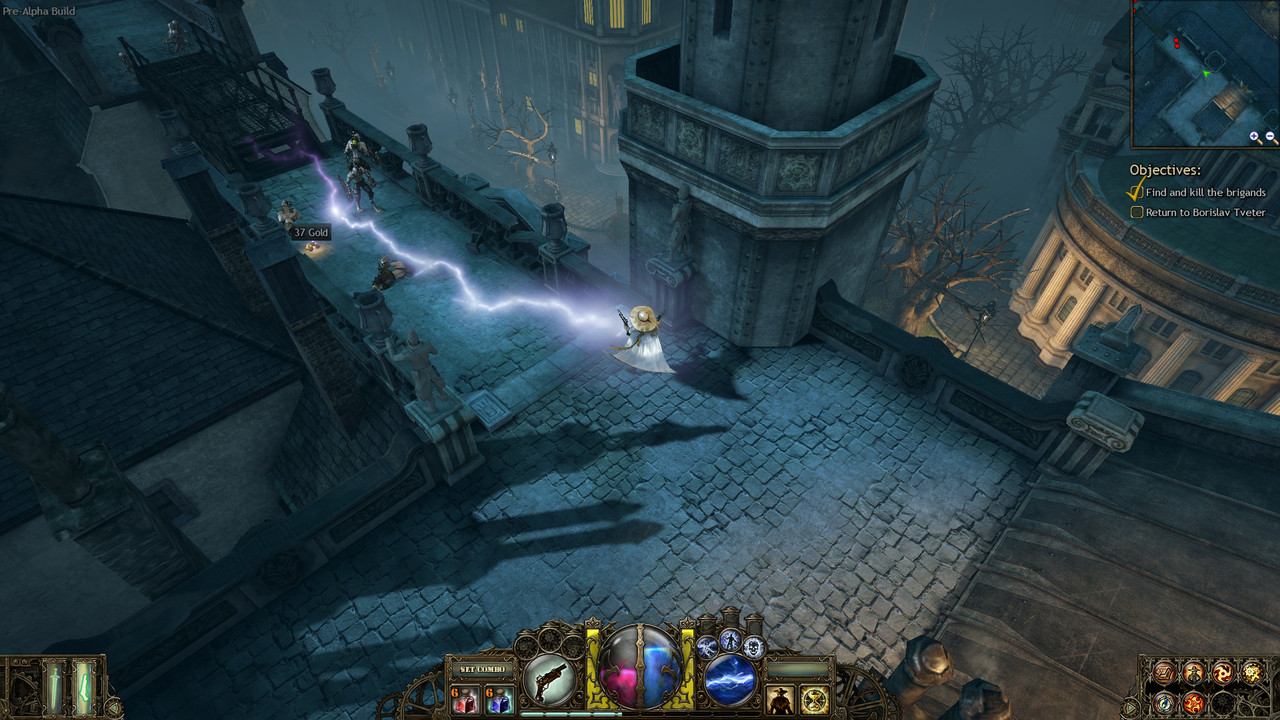 The Incredible Adventures of Van Helsing Update v1.1.05 RELOADED