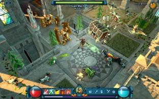 Journées Portes Ouvertes pour Mighty Quest for Epic Loot