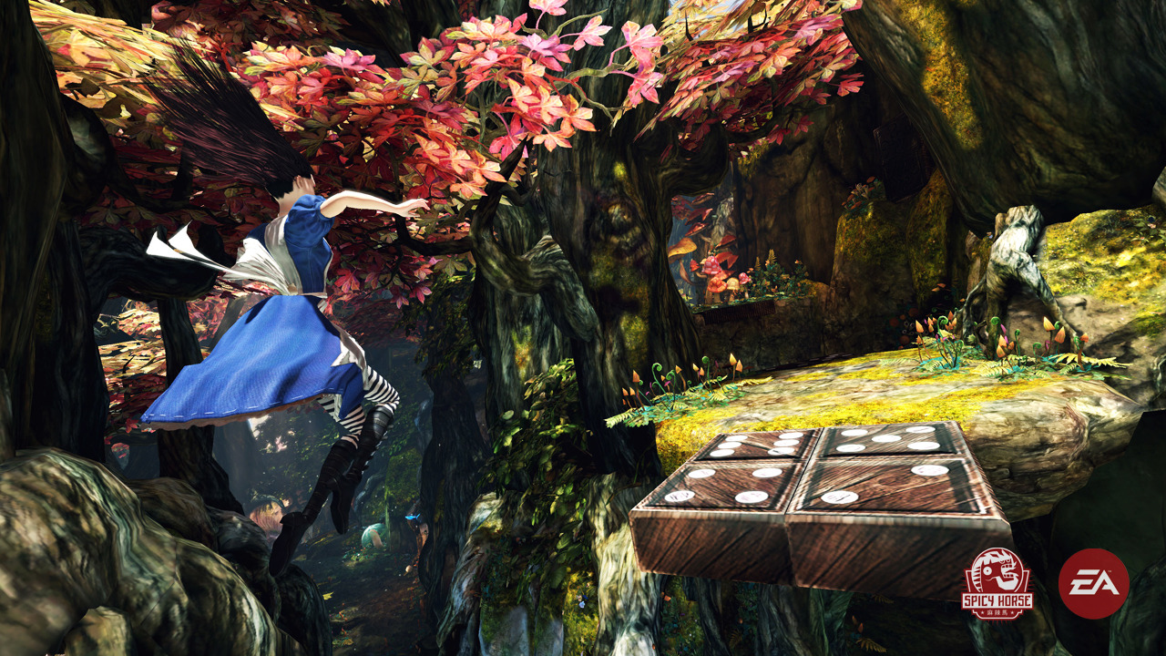 jeuxvideo.com Alice : Retour au Pays de la Folie - PC Image 5 sur 135