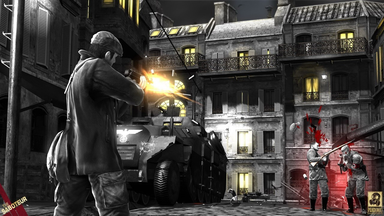 the saboteur free download full version pc