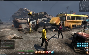 Test The Secret World PC - Screenshot 198