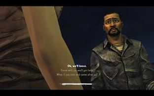Test The Walking Dead - Episode 1 : A New Day PC - Screenshot 2
