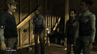 The Walking Dead : Episode 5 - No Time Left PC - Screenshot 39